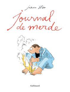 Journal de merde, Sfar dans tous ses états  - http://www.ligneclaire.info/journal-de-merde-sfar-gallimard-11573.html