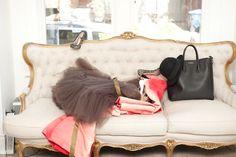 tufted sofa love.