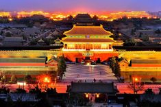 Forbidden City Beijing Travel The Forbidden City – Home of the Imperial Emperors in Ancient China Forbidden City Beijing Travel. If there is one place in China you have to see, it is the Forb… Temple Of Heaven, Summer Palace, Imperial Palace, Small Group Tours, Bus Travel, Maritime Museum, Tour Guide, Beijing, Google Images