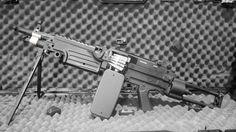 M249 Airsoft, Guns, Weapons, Pistols, Sniper Rifles, Rifles, Gun