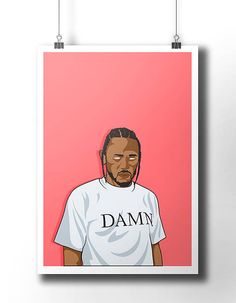 Kendrick Lamar Etsy Christmas Gift Idea