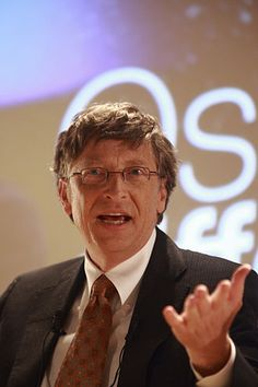 Bill Gates, the original innovator.
