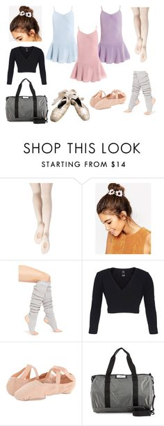 """""""Ballet #7"""" by ynes-7 ❤ liked on Polyvore featuring Capezio Dance, ASOS, Zella, Bloch and DAY Birger et Mikkelsen"""