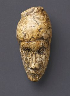 The oldest portrait of a woman ever found, dating from 26,000 years ago, carved in mammoth ivory and proving that even our early ancestors could capture the expressive nature of the human face in a style that was uniquely meaningful to them.