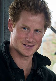 Happy 31st. birthday, Prince Harry