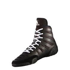 c99ba712036e Adidas Men s Adizero Varner Wrestling Shoes - Black 12