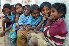 Joy abounds when children have hope.