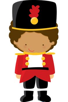 CHRISTMAS TOY SOLDIER CLIP ART