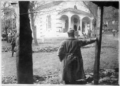 Krstoar Monastery - St. Christopher during the First World War | Macedonia 1912-1918