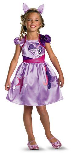 My Little Pony Twilight Sparkle Girl Costume