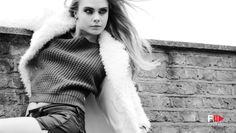 """PEPE JEANS LONDON"" with Cara Delevingne Behind the Scenes Fall Winter 2014"