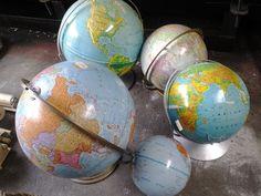 Globe, School, Classroom