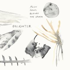 #daughter #musicfrombeforethestorm out today on #4adrecords  Listen to the @nearperfectpitch weekly #music #podcast  _______________________________________________________  #britpop #indie #alternative #shoegaze #punk #postpunk #newwave #madchester #baggy #nme #c86 #goth #radio #itunespodcast #googleplay #ckcufm #bandcamp #pledgemusic #peelsessions #vinyl
