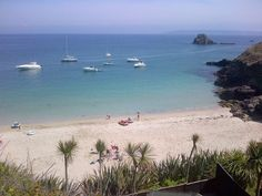 One of the finest Beaches in the world!Belvoirbeach -east coast of Herm -Channel Islands-Nugget is wedged between Guernsey and #France #beach
