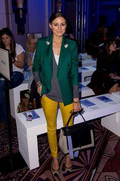 El estilo de Olivia Palermo: Esprit, Reiss