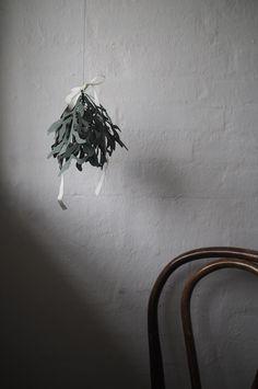 mistletoe DIY 3D kit by fabulous goose