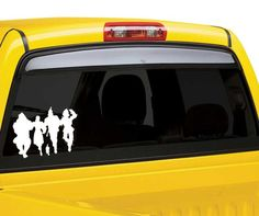 OMG - I NEED THIS!!!!  Wizard of Oz car window decal sticker by circlewallart on Etsy, £4.99