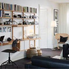 SVALNÄS IKEA coin bureau étagère