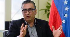El viceministro de Economía Productiva instó a que se invierta en la producción nacional, publica El Nacional Miguel Pérez Abad, viceministro de Economía P