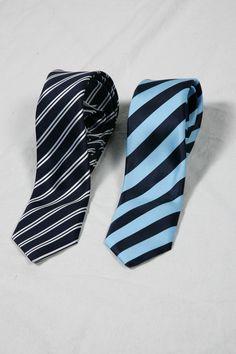 Striped Ties - $9.95 each @ Children's Place>>>TIE ROLLS OR...THAI ROLLS