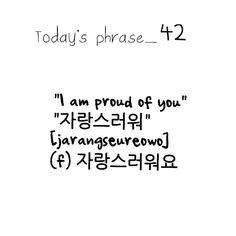 "Polubienia: 580, komentarze: 10 – Wanna learn Korean? (@k.tutor63) na Instagramie: ""자랑스러워~ #korean #ktutorp"""