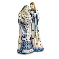 Polish Stoneware Pottery Boleslawiec Nativity Set -                     View Sale Price   Bring in each blessed Christmas season with the first-ever Boleslawiec Polish stoneware pottery nativity set by the skilled artisans of the famous Ceramika Boleslawiecka Kalich Studio. Inspired by the unique stoneware that has been crafted since the 17th...
