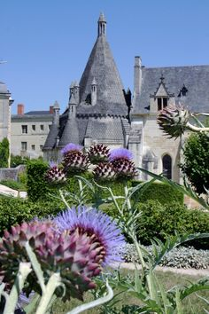 Fontevraud Abbey | Loire Valley | France (Condé Nast Traveller)