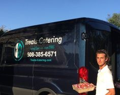 Treats Catering from Dennis MA