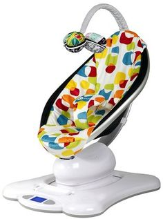 4moms Mamaroo Bouncer - Multi-color Plush