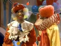 In Living Color - Homey D Clown 1 - YouTube