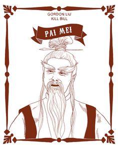 Beard - Pai Mei by Mr Malinois