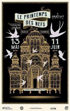 Printemps des nefs Edition 2016 -13 mai / 11 juin