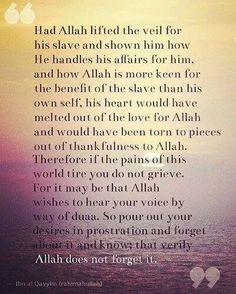 SubhanAllah, beyond amazing!! Indeed Allah loves the believers far more than a compassionate mother loves her child.