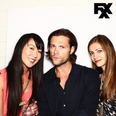 Check out this photo from FX Maxim Comic Con Party!