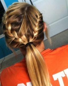 Hair   Penteados simples e fáceis para o dia a dia