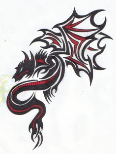 The Dragon... by ReaperXXIV.deviantart.com on @deviantART