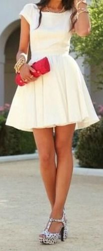 Girly Party Dress