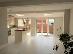 22 + The Rule for Open Plan Kitchen Dining Living Small Ideas Open Plan Kitchen Dining Living, Open Plan Kitchen Diner, Open Plan Living, Kitchen Diner Lounge, Kitchen Extension Layout, House Extension Design, House Design, Extension Ideas, 1930s Kitchen Extension