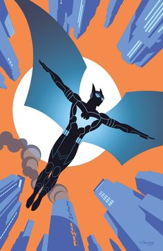 batwing | Batwing (Volume 1) Issue 24 - Batman Wiki- I think this is the African-American batman