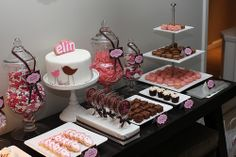 Sweet Tooth: Guest Desserts: Long-Distance Baby Shower