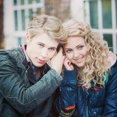 Carrie and Sebastian ♥