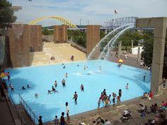 Concourse Fountains - Cincinnati