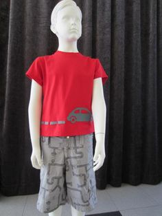 T-shirt VW and Short pipes