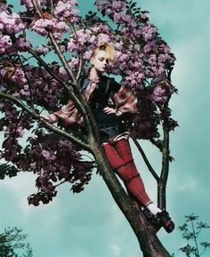 "ibbyfashion: ""Jessica Stam by Solve Sundsbo, Vogue Italia """