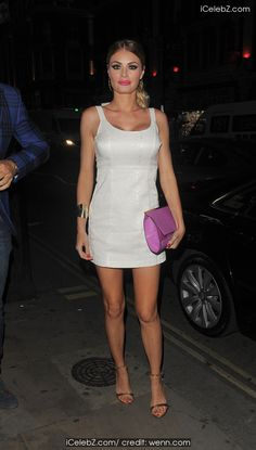 Chloe Sims The Only Way Is Essex wrap party held at Century Club http://icelebz.com/events/the_only_way_is_essex_wrap_party_held_at_century_club/photo1.html