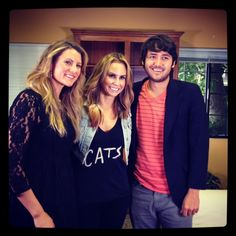 #fangirl Keltie and Blondfire