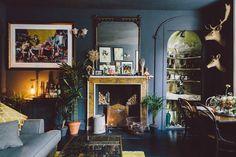 La maison d'Edd et Cassandra à Bristol, propriétaires de Dig Haüshizzle