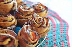 Crispy roses with Polish sausage