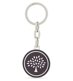 MULBERRY Tree medal enamel key ring. #mulberry #bags # #