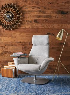 Coalesse Massaud Lounge Chair. Beautifully crafted for comfort in the workplace.